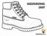 Coloring Pages Boots Construction Boot Sheets Truck Yescoloring Printables Dump Colouring Shoes Hat Dirty Hard Bold Bossy Sketch Snow Basketball sketch template