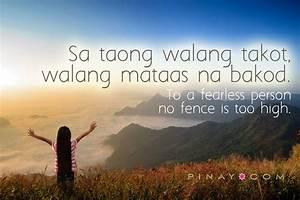 Filipina Salawi... Pinay Quotes