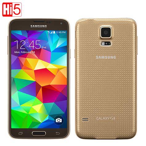 samsung galaxy s5 big original samsung galaxy s5 g900f android cell phone16g rom
