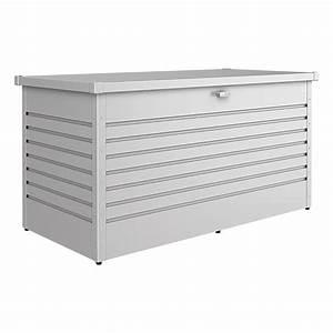 Biohort Freizeitbox 160 : biohort garten aufbewahrungsbox freizeitbox 160 silber metallic 0 79 x 1 6 x 0 83 m ~ Orissabook.com Haus und Dekorationen
