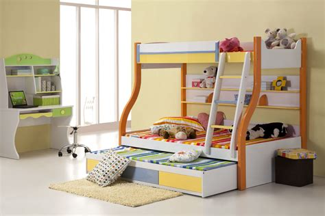 Children's Bunk Beds Safety Rules, Bunk