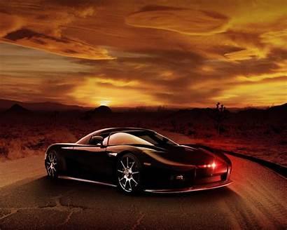 Rider Knight Wallpapers Kitt Desktop Night Cars