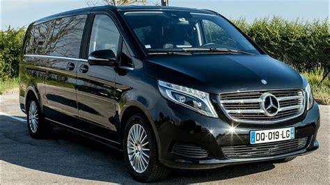 mercedes benz  class minivan review youtube