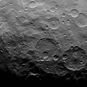 Space Images   Dawn Survey Orbit Image 17