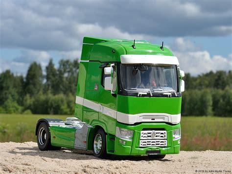 French Truck Range-t. Resin Kit