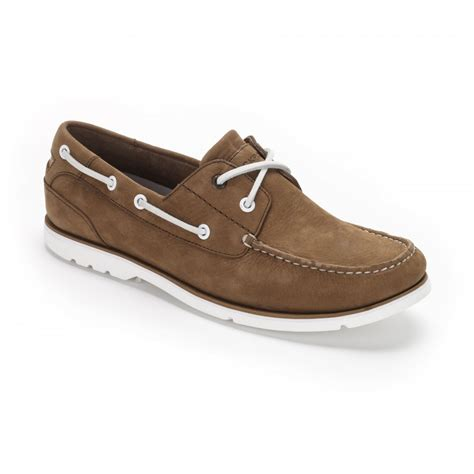 rockport summer tour boat shoe caramel rockport from nicholas thomson uk
