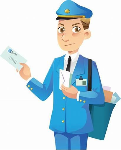 Postman Transparent Clipart Purepng