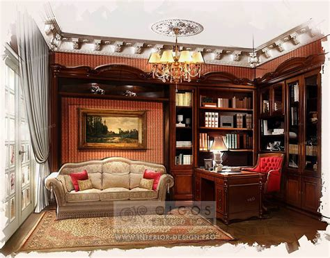 Interior Design Of A Study, Photos And 3d Visualisations. Phobia Of Basements. Building A Basement Bathroom. Bats In The Basement. Lighting For Basements. Basement Pictures Ideas. Rc Structures And Basements Ltd. Price To Finish Basement. Basement Sewage Pump