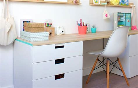 meubles de bureau ikea from lutece ikea hacks 8 4 aanbouw kantoor