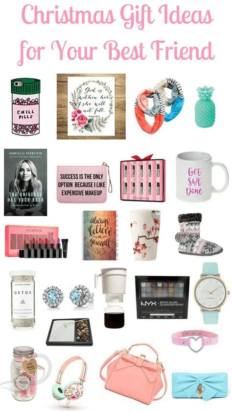 christmas gifts for your best friend 2017 best template idea