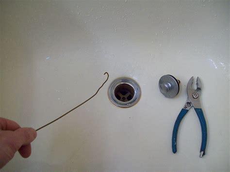 ways  unclog  bathtub networx