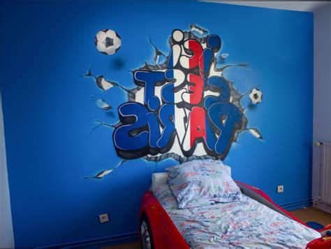 chambre psg chambre deco deco chambre football psg