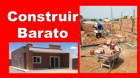 construir casa casa barata como construir casa barata e economizar muitos