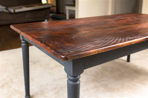 solid wood farmhouse table solid wood farmhouse dining table solid wood vintage