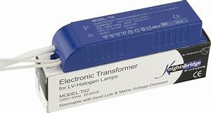 12 Volt 60va Electronic Lighting Transformer