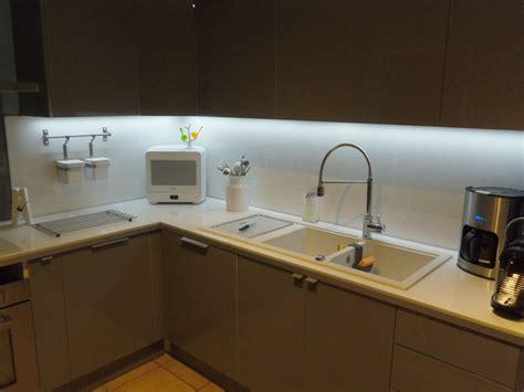 spot encastrable pour meuble de cuisine eclairage led plan de travail led 39 s go