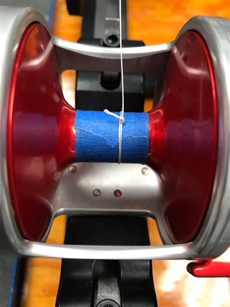 braidproven ways  attach braid   spool accurate