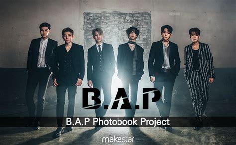 B.a.p Photobook Project