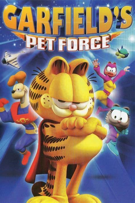 garfields pet force