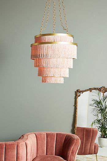 Lighting  Chandeliers Lamps  Anthropologie