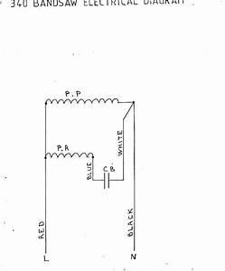 Manual For Inca Bandsaw 342 186