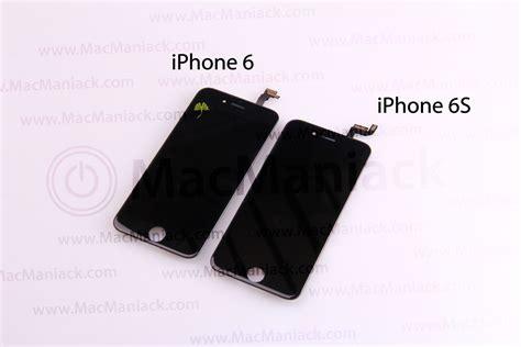 iphone 6 and iphone 6s ecran iphone 6 vs iphone 6s ginjfo