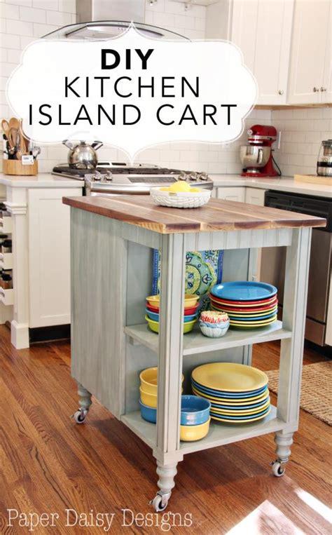 kitchen island cart diy build a rustic sofa table make new wood look 5012