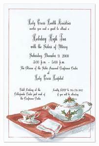 Company Party Invitation Templates Christmas Tea Party Invitations For The Holidays Holiday