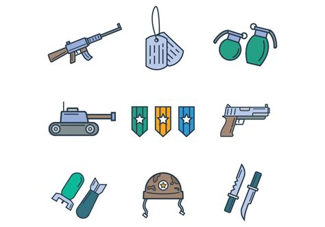 Military (225 images) 1/12 pages. Army Vector - Download Free Vector Art, Stock Graphics ...