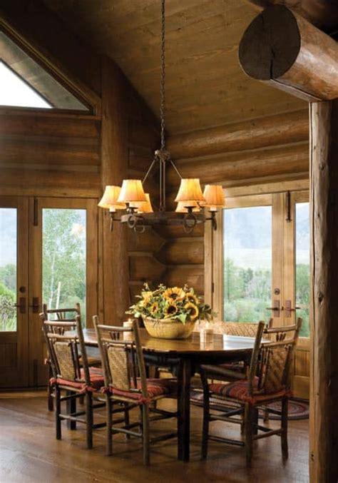 Sun Valley Idaho Log Home Precisioncraft Log  Timber
