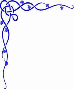 Royal Blue Wedding Borders - ClipArt Best