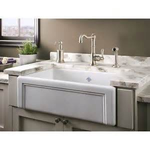 rohl rc3017 shaws 30 quot single basin farmhouse fireclay kitchen sink with decorati ebay