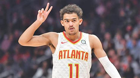Последние твиты от trae young (@thetraeyoung). Trae Young should be considered as serious candidate for rookie award | Hilltop Views