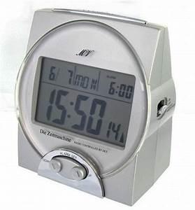 Radio Controlled Uhr Bedienungsanleitung : sprechender funk wecker ~ Watch28wear.com Haus und Dekorationen