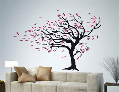 wall paint designs 30 beautiful wall ideas and diy wall paintings for your inspiration