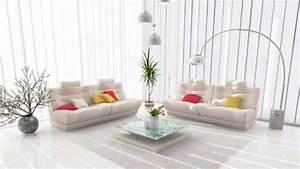 Deco Moderne Salon : 2018 deco salon moderne youtube ~ Teatrodelosmanantiales.com Idées de Décoration