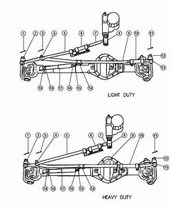 1994 Dodge Socket  Drag Link  Outer  Z3b  Z6a  Z7a  Z7b