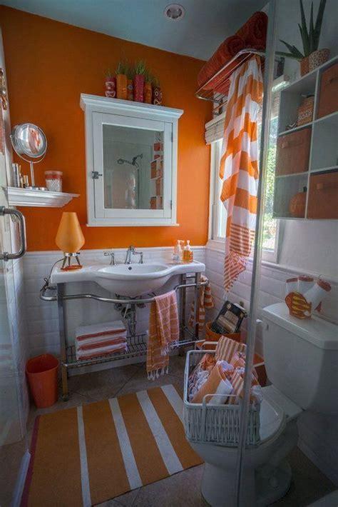 best 25 orange bathrooms ideas on orange