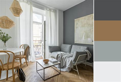 accent wall color combinations  match  style