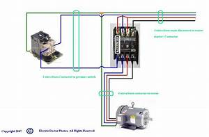 3 Phase Air Compressor Wiring Diagram
