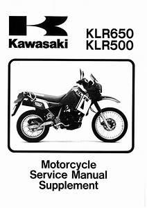 2002 2003 2004 Kawasaki Klr650 Klr 650 Shop Service Repair