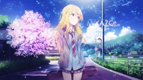 Anime Wallpaper 1920x1080 - kaori miyazono hd wallpaper and background image