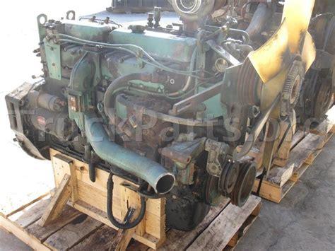 1996 Volvo Ved7 Below 300 Hp Diesel Engine/motor (hp