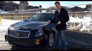 Review  2004 Cadillac Cts-v