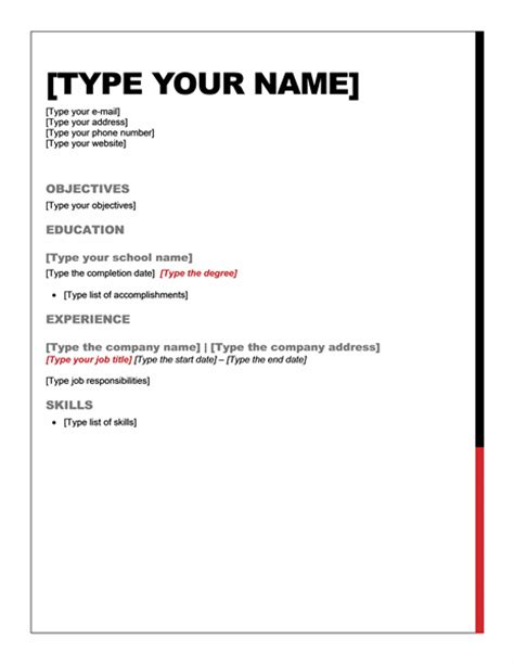 50 Free Microsoft Word Resume Templates For Download. How To Put Magna Cum Laude On Resume. Resume Technical Skills. Experience In Marketing Resume. Format For A Job Resume. Python Developer Resume. Food Server Resume. Best Resume Example. How To Write A Cover Letter To A Resume