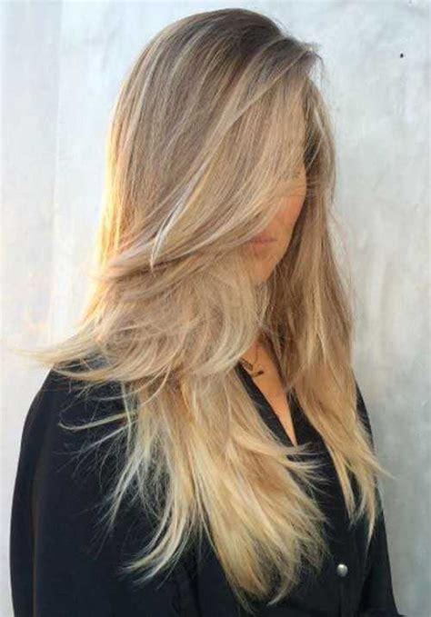 cortes de pelo  el pelo rubio largo los mejores
