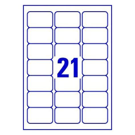 adhesive templates label template 21 per sheet printable label templates