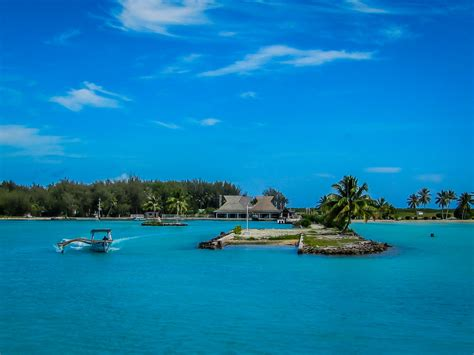 Bora Bora Society Islands French Polynesia Tripcarta