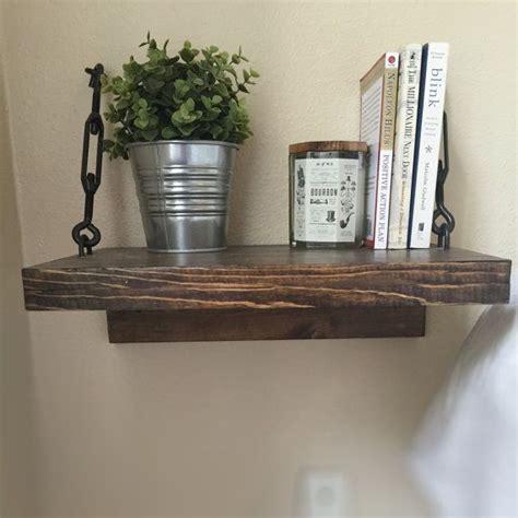 floating nightstands  turnbuckles modern farmhosue