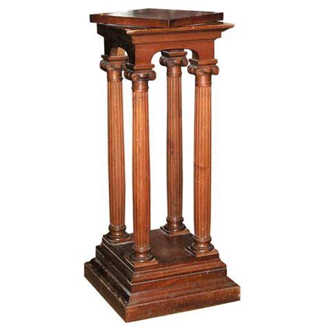 Sculpture Pedestal by Napoleon Iii Rotating Sculpture Pedestal At 1stdibs